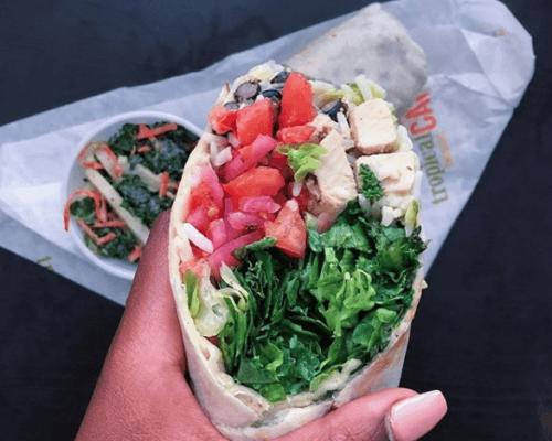healthy wraps