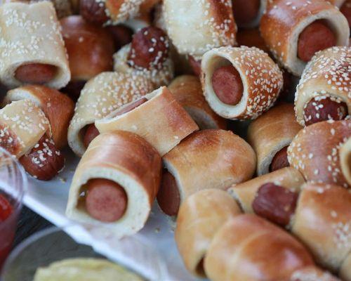 hors devoures appetizer platter party catering washington