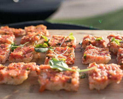 hors O'devours spanish tapas buffet