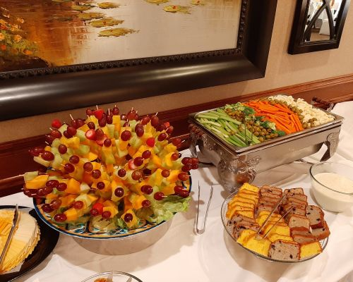hors doeuvre office party food catering indianapolis
