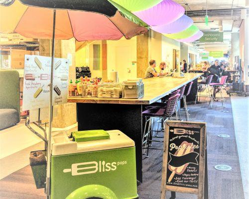 bliss ice cart rental