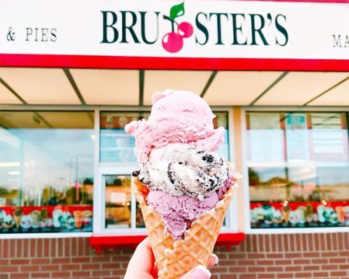 ice cream dessert catering company order
