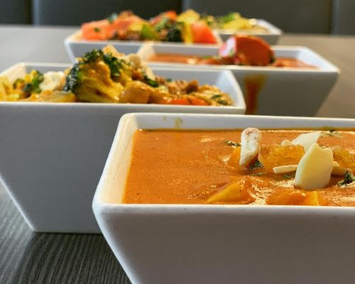 indian curry family meal packages