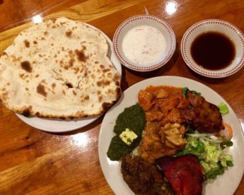 indian food office meal delivery group order brookline