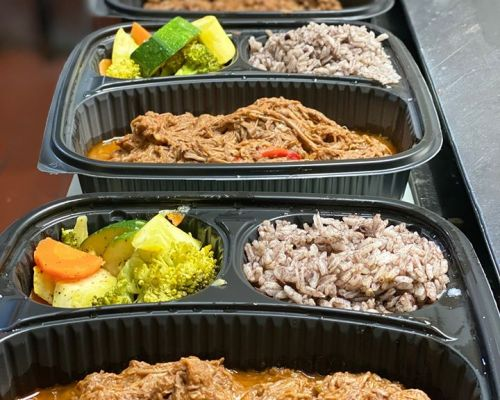individually packed boxed meals company lunch order jersey city