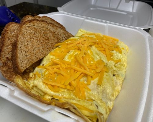 individually packed breakfast catering