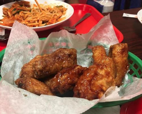 korean business catering