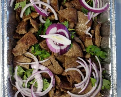 meat entrees business catering halal middle eastern caterer austin