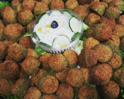 mediterranean catering vegetarian brooklyn