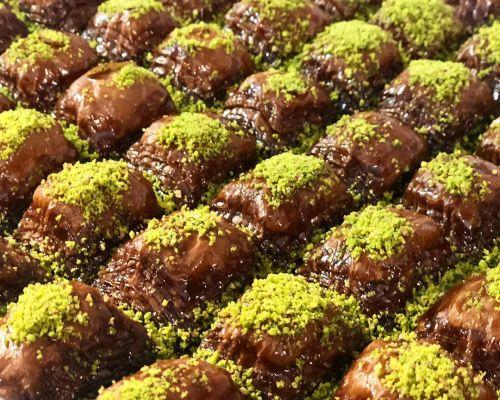 mediterranean dessert catering service washington