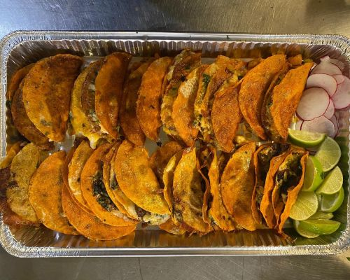 mexican catering packages taco party food