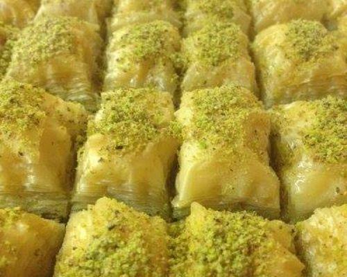 middle eastern dessert food
