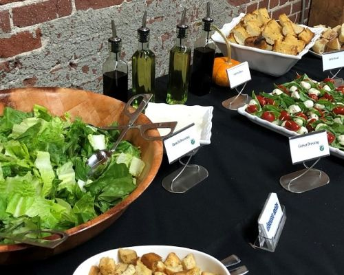 office catering breakfast packages los angeles caterer
