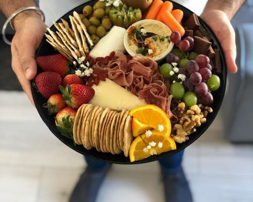 office food delivery healthy catering option san francisco