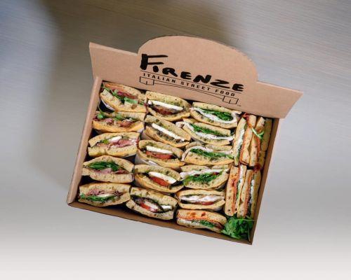 snack sandwich