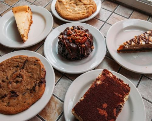 group sweet treat catering food