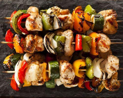 healthy ingredients food