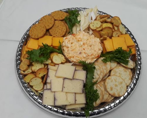 party catering platter buffet meal packs