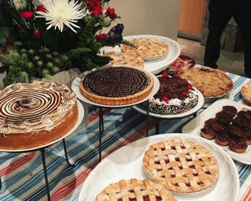 party dessert bar catering celebration social event