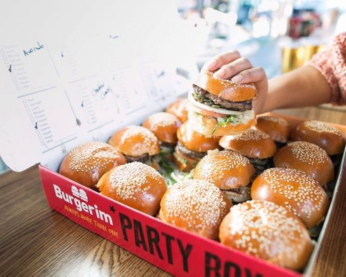 party food box family pack office catering