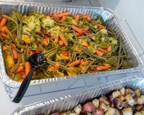 party food trays business catering
