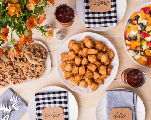 party platters appetizer trays buffet catering austin