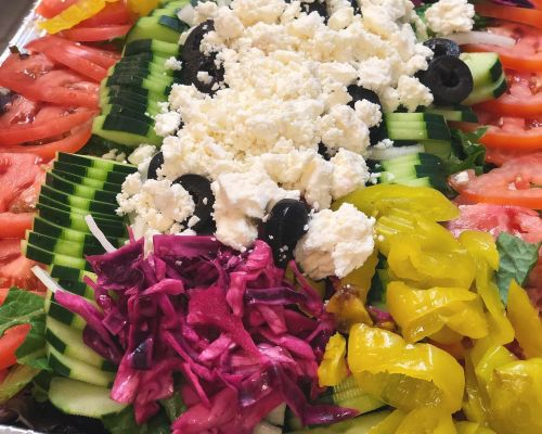 party trays salads catering washington top caterers