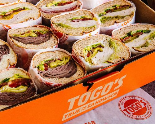 party trays sandwich box catering