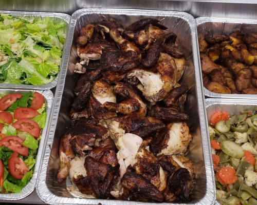 peruvian catering packages cary caterers