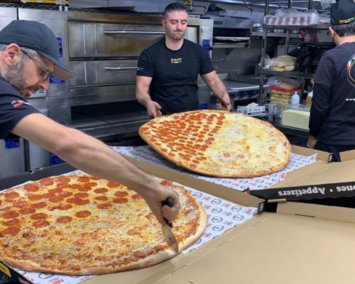 pharma food order pizza caterer glendale