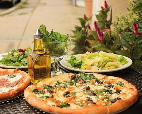 pizza party catering company meal packages bryn mawr