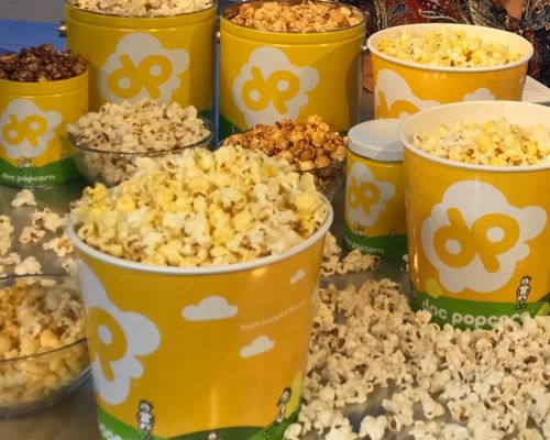 popcorn party super bowl snack