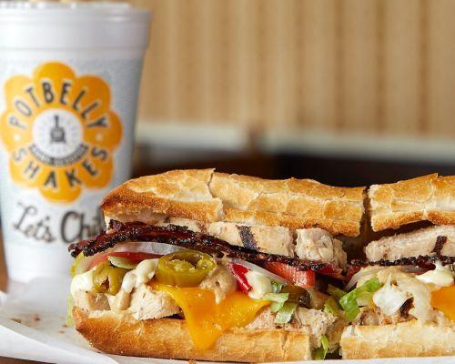 potbelly sandwich shop olive branch ms