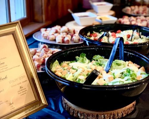 private family event catering italian deli best caterer lombard