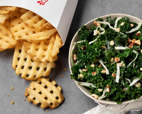 salads side catering chick fil a catering