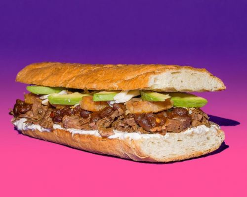 healthy sandwich caterer corporate catering