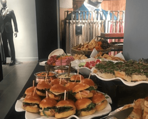 sandwich platter buffet catering healthy caterer los angeles