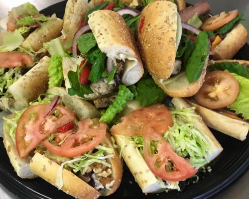 sandwich platters delivery chalfont catering service