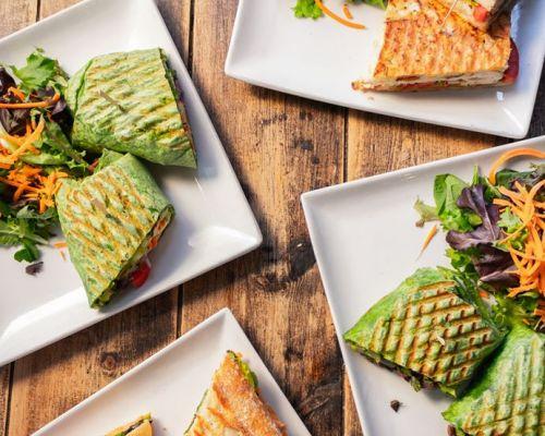sandwich platters wrap tray grab-go meal