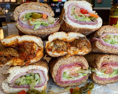 sandwich tray catering olive branch