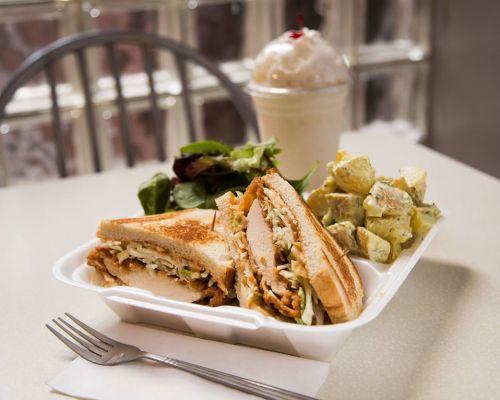 sandwich trays catering platters food