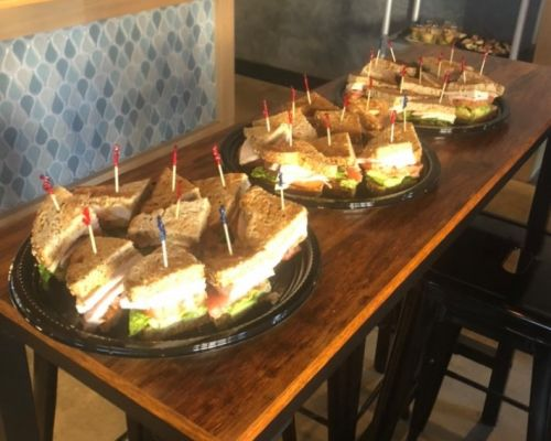 sandwich trays grab go party