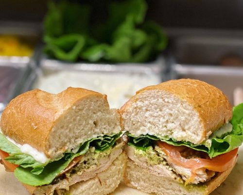 sandwich trays party event catering food