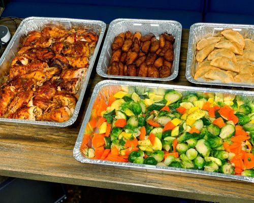 social event catering family lunch private party food order jersey city