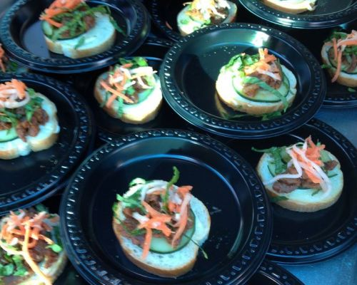 social family provate event catering asian caterer san francisco