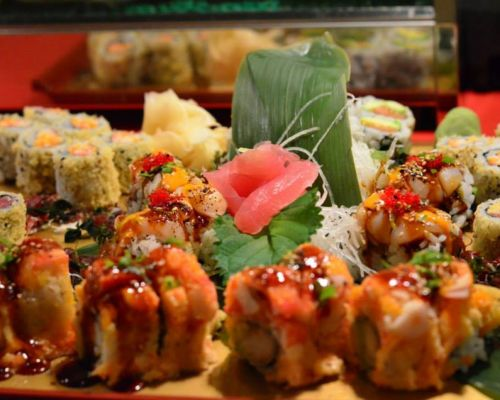 sushi catering pa party tray