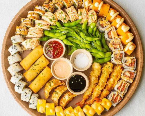 sushi yummy hallandale beach