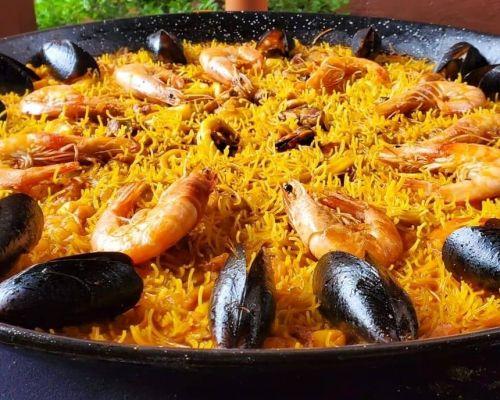 tasty paella catering richardson tx