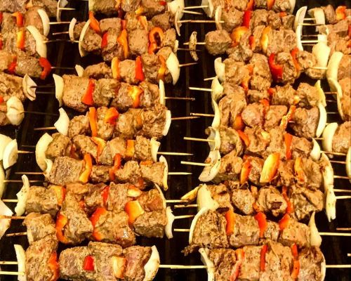 team lunch food order ideas corporate catering los angeles