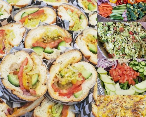 event catering sandwich los angeles
